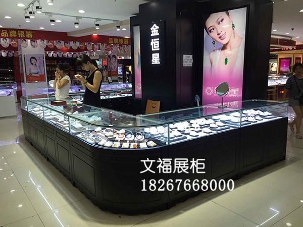 复古珠宝展示柜 (4)