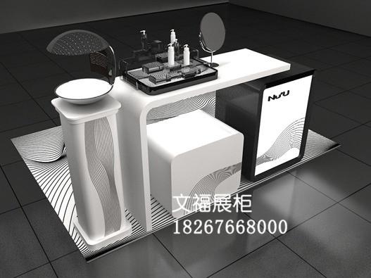 化妆品展示柜 (2)