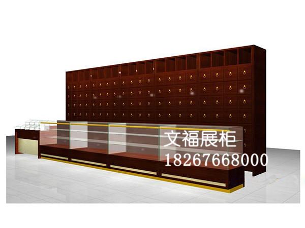 医药展柜 (4)